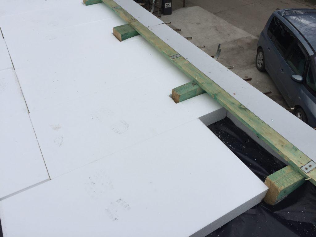 lapostető felújítás PVC, attika magasítás