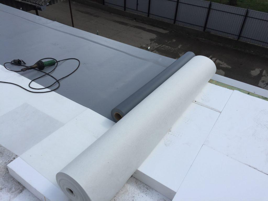 PVC szigetelés polisztirol hőszigetelésre