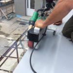 lapostető felújítás PVC