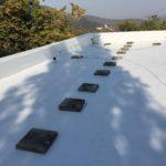 PVC lapostető szigetelés
