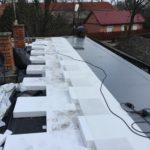 PVC vízszigetelés - rétegrend