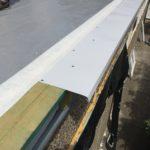 PVC vízszigetelés - fóliabádog szerelés