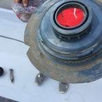 PVC szigetelés - Geberit vákumos lefolyó javítás