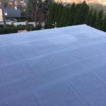PVC terasz szigetelés